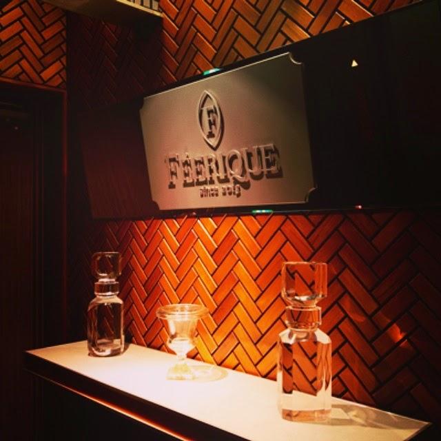 六本木フェリーク店内画像、瀬里奈の高級クラブ・ろくモビ