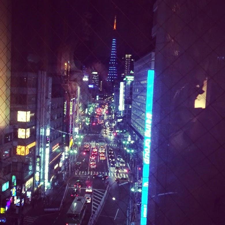 東京タワーが見える六本木高級クラブベルフェーム