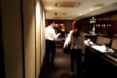六本木 美人茶屋 店見学!