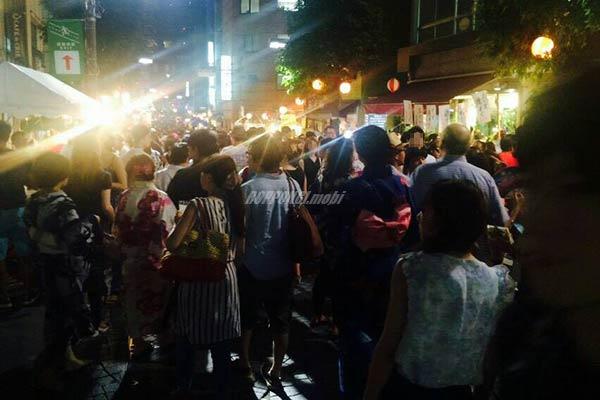 麻布十番祭り・六本木ヒルズ盆踊り!2015年