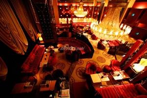 六本木最高峰の高級クラブ ミトス改装前の店内画像
