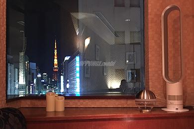 高級クラブ!六本木CLUB PACHA「パシャ」店内から見える東京タワー!