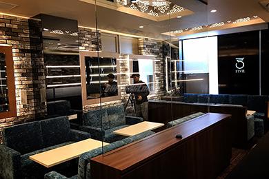 六本木キャバクラ新店「FIVE」ファイブは6月中旬オープン