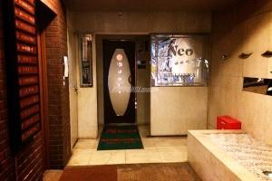 きんこんか!高級クラブ瑾鵾花の入り口エントランスの画像