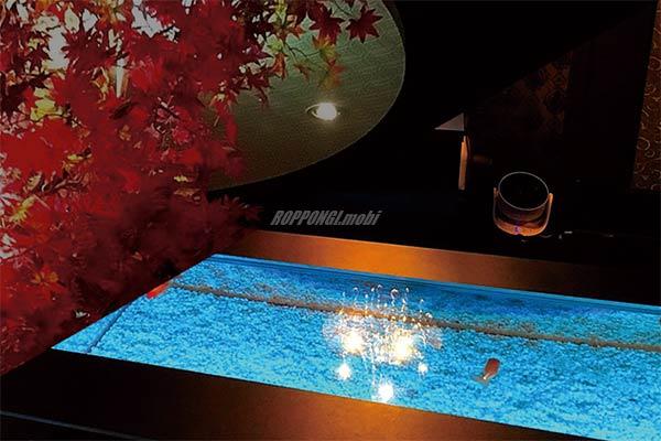 六本木OEN TOKYO!時給1万円の六本木キャバクラ店内画像
